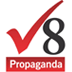 Logo V8 Propaganda